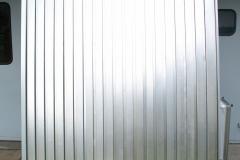 Ściana z filtrem mechanicznym na kółkach